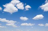 Flying cloud — Stock Photo