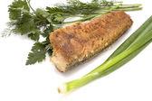 Kızarmış Balık — Stok fotoğraf