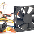 Stockfoto: Electric fan
