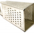 Stock Photo: Metal grater