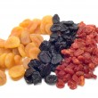 Royalty-Free Stock Photo: Colored dried fruits