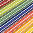 Colored markers extreem close-up — Stock Photo