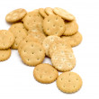 Cracker close up — Stock Photo