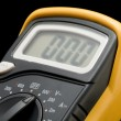 Digital multimeter macro - Foto Stock