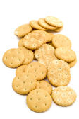 Cracker closeup — Stock Photo