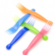 Stock Photo: Forks