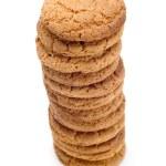 Oat pastry macro — Stock Photo