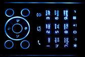 Mobile phone highlight — Stock Photo