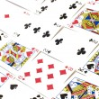 Playing cards - Foto de Stock
