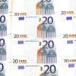 Twenty Euro - Stock Photo