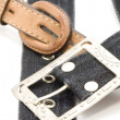 Two belt — Stock Photo