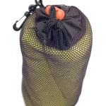 Bag for cushion closeup — Stock Photo