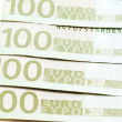 Bank-note hundred Euro — Stock Photo #1841744