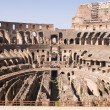 Arena coliseum in Rome Italy — Stock Photo