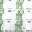 Banknote closeup — Stock Photo