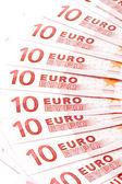 Banknot on euro — Stok fotoğraf