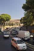 Amphithéâtre à rome — Photo