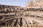 Arena coliseum in Rome Italy — Stock Photo