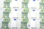 Banknot portre — Stok fotoğraf