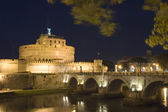 Castle Sant Angelo — Stock Photo