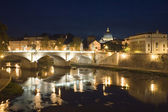 Cathedral of Saint Peter and bridge — Stock Photo