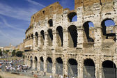 Coliseum in Italy Rome — Stock Photo