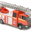 Fire fighting vehicle — Stock Photo