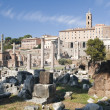 Forum in Rome — Stock Photo