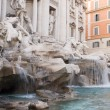 Stock Photo: Fountain trevi