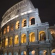 Stock Photo: Italy Coliseum in the night