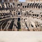 Italy Rome coliseum arena — Stock Photo #1869997
