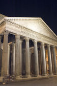 Pantheon facade — Stock Photo