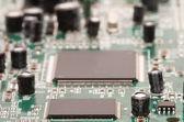 Printed wiring — Stock Photo