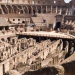 Rome coliseum arena — Stock Photo #1892397