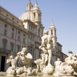 Rome fountain — Stock Photo #1892754