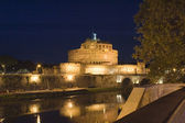 Rome Castle Saint Angelo — Stock Photo