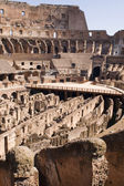 Rome coliseum arena — Stock Photo