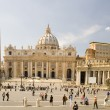 Stockfoto: St. Peters Basilicin Rome