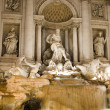 Trevi fountain — Stock Photo #1912763