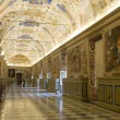Vatican Museum in Rome — Stock Photo #1913028
