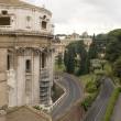 Vatican park — Stock Photo