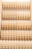 Wood massager macro — Stock Photo