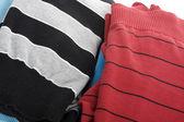 Colored jumper macro — Stock Photo