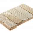Wafer on white — Stock Photo #2363345