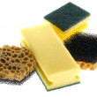 Set of sponge — Stock Photo