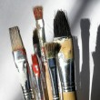 Stock Photo: Brushes
