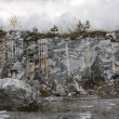 Marble quarry 6 — Stock Photo