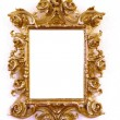 Gilded frame — Stock Photo