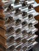 Aluminium — Stock Photo