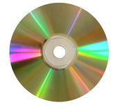 Compact-disk2 — Stock Photo
